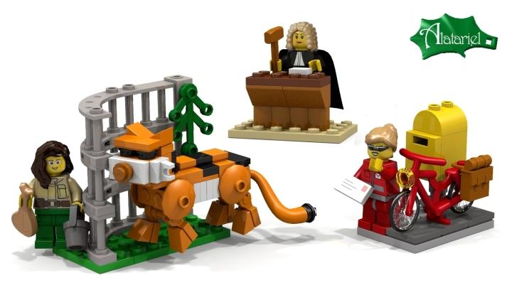 Image source LEGO