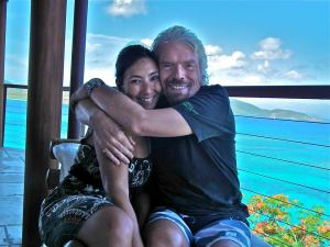 Learning from a leader who inspires me, Sir Richard Branson